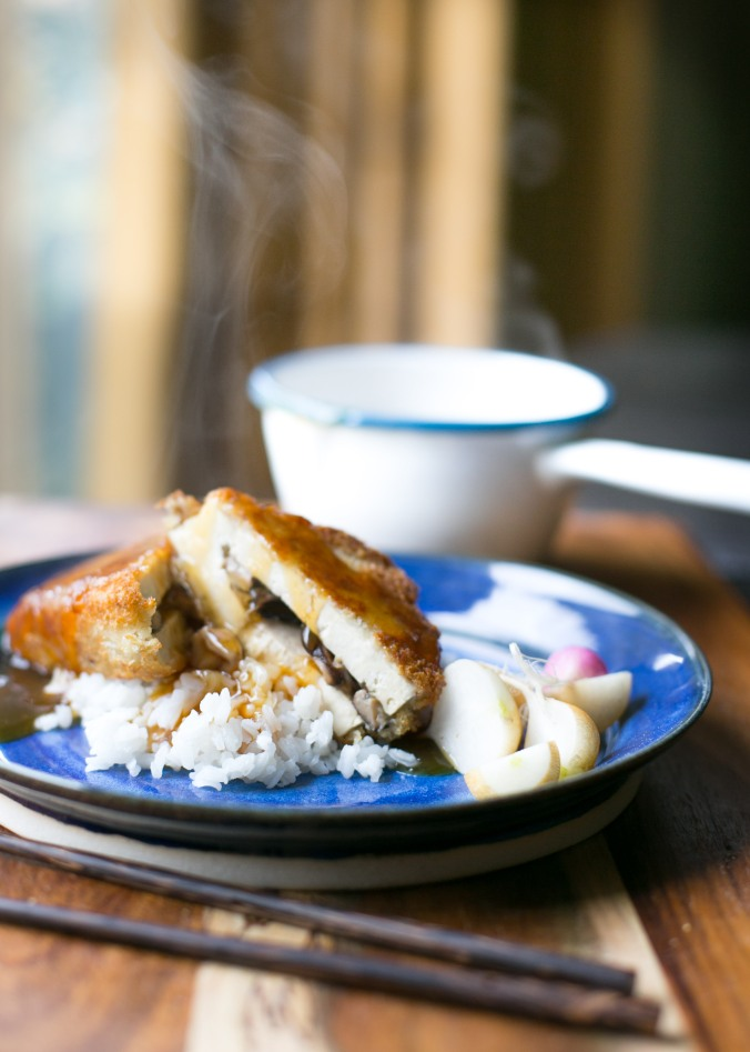 coconut panckes and tonkatsu-13