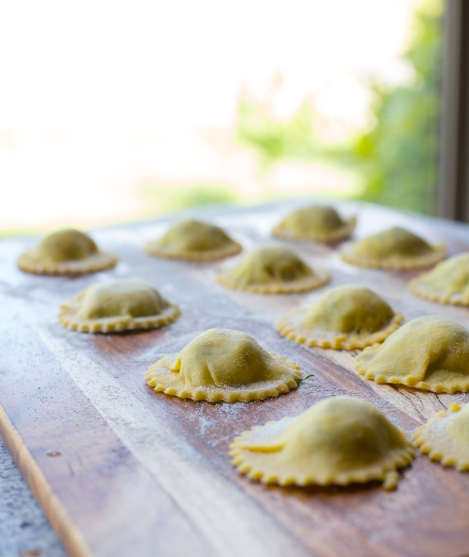 broad bean ravioli-5