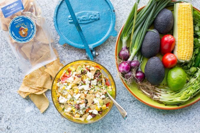 mexican gaucamole salad-4
