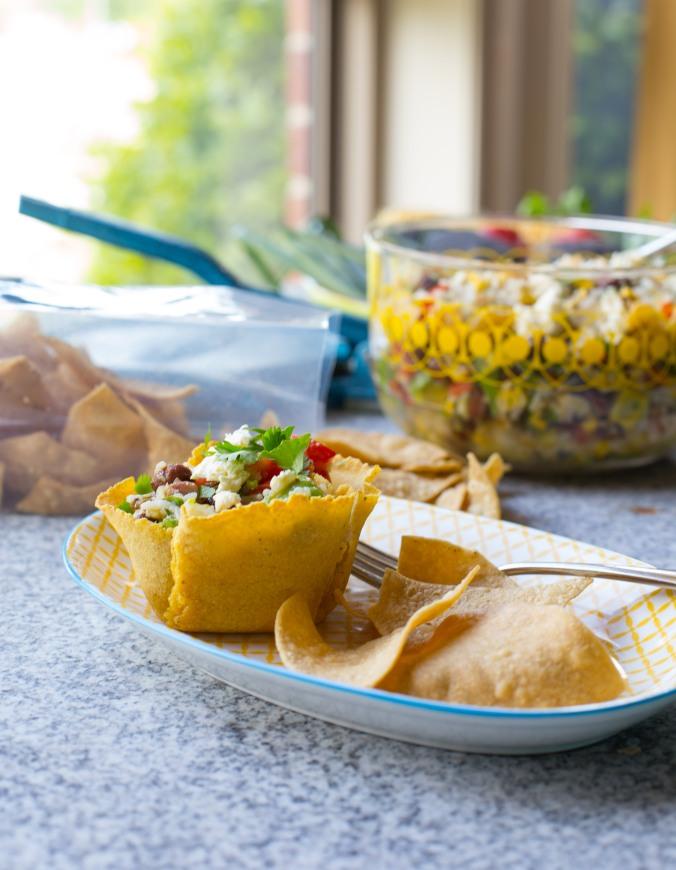 mexican gaucamole salad-5